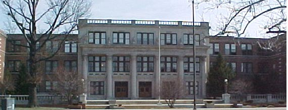 Picture of Shortridge High School